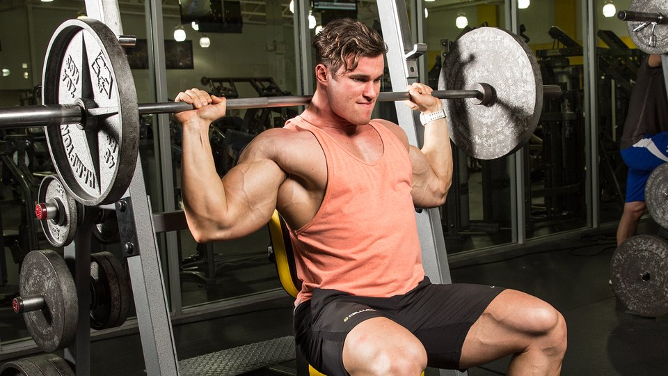 Best Bodybuilding Exercises To Do – Cross Fit Mean Streets