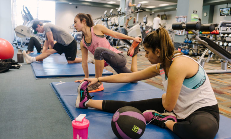Photo of Exercise center Mats – Various Types of Mats Seen in Most Fitness Centers