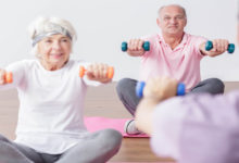 Photo of Senior Health and Fitness